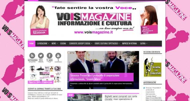 vois magazine